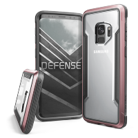 Чехол X-Doria Defense Shield для Galaxy S9 Rose Gold