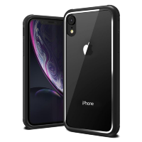 Чехол VRS Design Crystal Chrome для iPhone XR Black