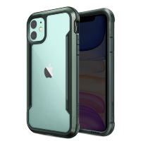 Чехол X-Doria Defense Shield для iPhone 11 Зелёный