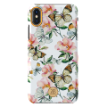 Чехол Kingxbar Blossom для iPhone X/Xs Peach Flower
