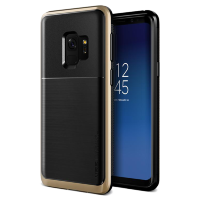 Чехол VRS Design High Pro Shield для Galaxy S9 Gold